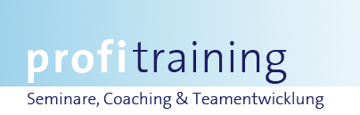 Profitraining – Seminare, Coaching und Teamentwicklung