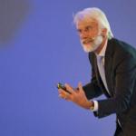 Spreker neurowetenschapper Erik Scherder, IM2019