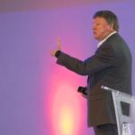 Spreker Hans de Jong, directeur Profile Dynamics, IM2019