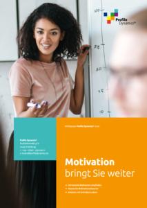 Intrinsische Motivation, Persönlichkeitsentwicklung, Persönlichkeitstest