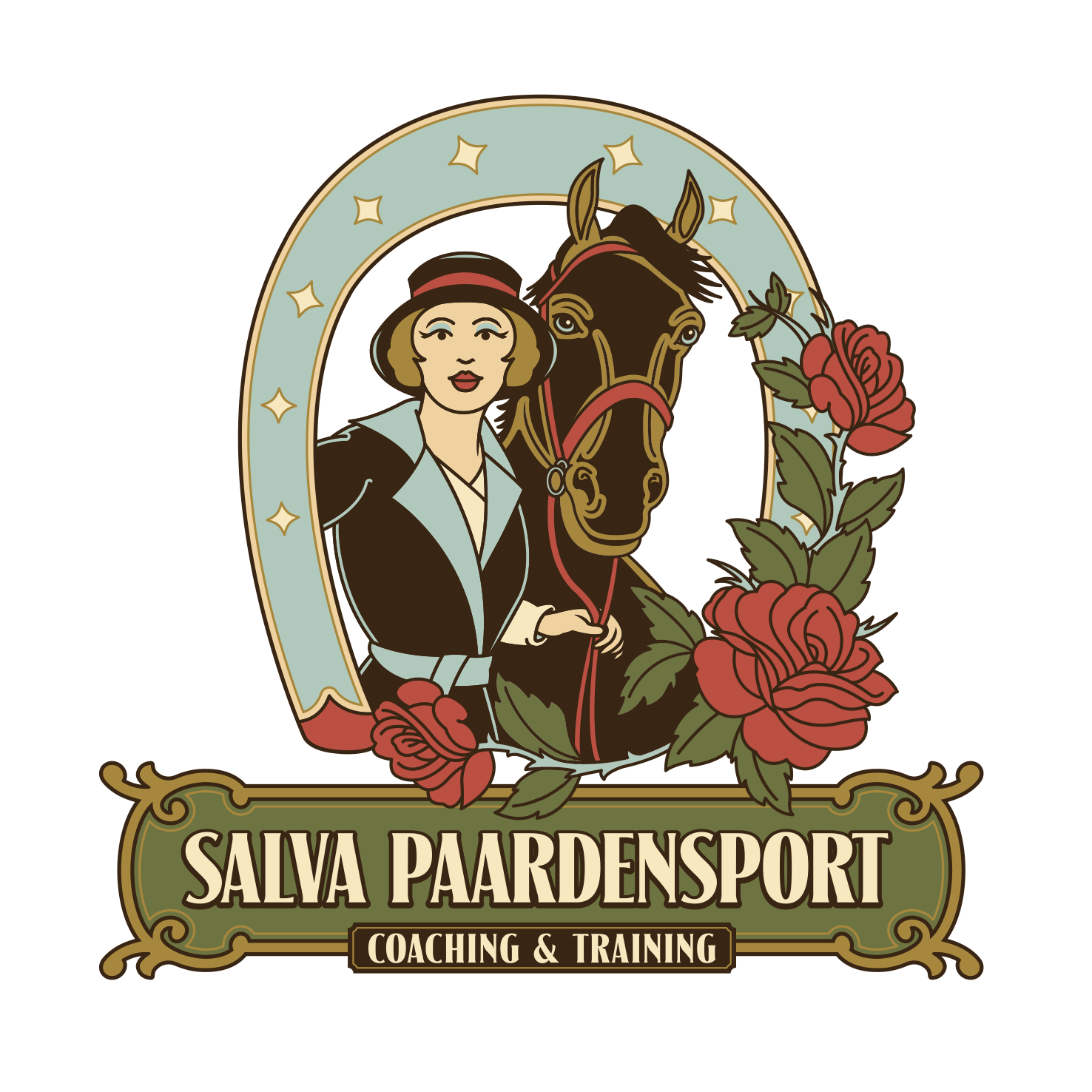Salva Paardensport Coaching & Educatie